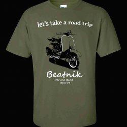 Beatnik t-shirt's